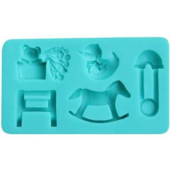Молд для мастики Детский Empire М-8217