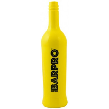 Бутылка для флейринга 500 мл желтая Barpro Empire М-1053