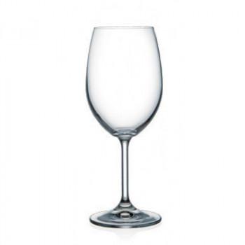 Набор бокалов для вина 215 мл 6 шт Lara Bohemia 40415/215