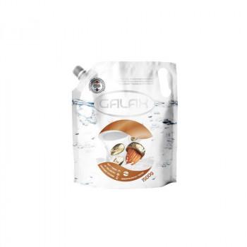 Жидкое мыло 1500 мл Миндаль и увлажняющее молочко Galax 721662