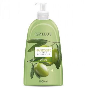 Жидкое мыло 1000 мл Olive Gallus 4251415300537