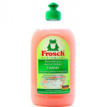 Бальзам для посуды 500 мл Гранат Frosch 4001499115233