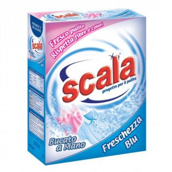 Бесфосфатный стиральный порошок для ручной стирки 450 гр Scala Lavatrice Bucato a Mano Freschez 8006130502218