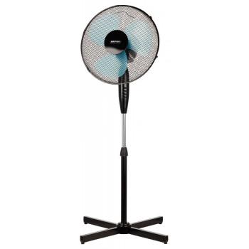 Вентилятор напольный Mpm MWP-17-C 50 Вт черный