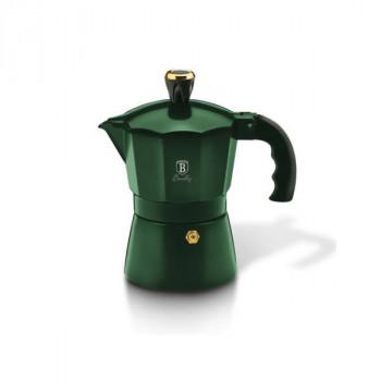 Гейзерная кофеварка 6 чашек Emerald Collection Berlinger Haus BH-6386