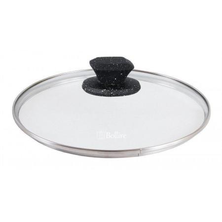 Крышка для посуды d=28 см Bollire BR-1024