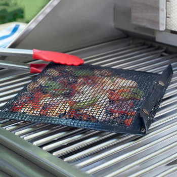 Антипригарная сумка для запекания на гриле 27x22 см