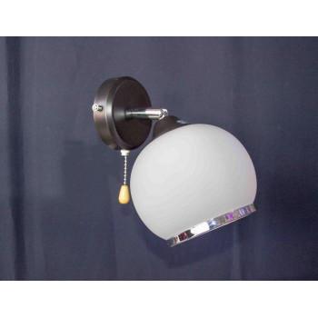 Бра P3 - 01615c-1W (BKCRWT)