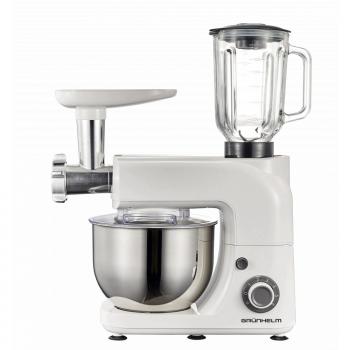 Кухонный комбайн Grunhelm GKM-0020 1800 Вт