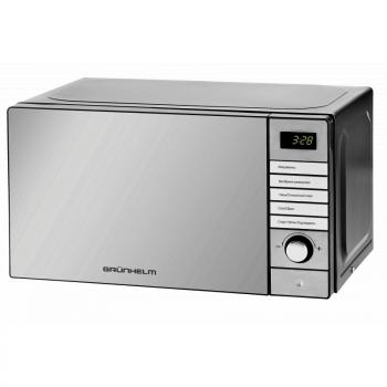 Микроволновая печь 20 л Grunhelm 20MX921-S