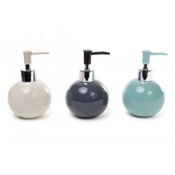 Диспенсер керамический для жидкого мыла 14 см BonaDi 851-237