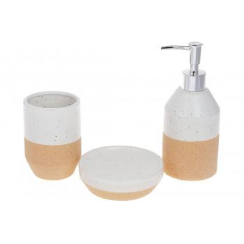 Набор аксессуаров для ванной Bona Di 851-300 3 предмета
