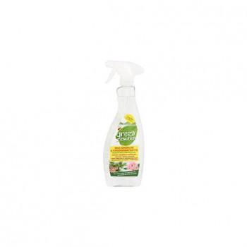 Гипоалергенное чистящее средство для ванной комнаты 750мл Green Emotion Anticalcare e Bagno 8006130503796