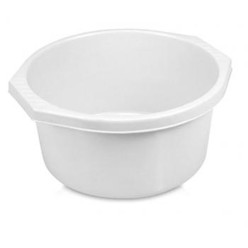 Миска пластиковая Ucsan Plastik M-176-White 3 л