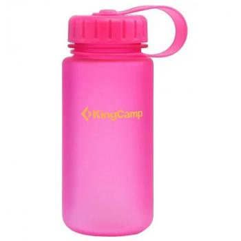 Бутылка для воды King Camp KA-1111-PI 400 мл розовая